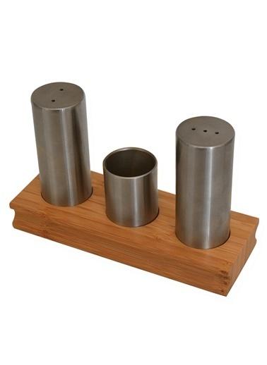 Bambum Spice - 3+0 Masa Düzenleyici Bej
